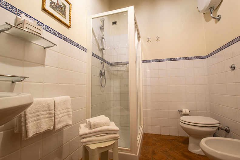 junior suite affittacamere san gimignano locanda di quercecchio
