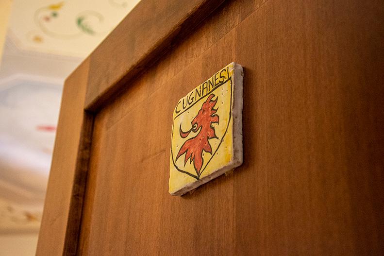 stemma cuganesi locanda di quercecchio