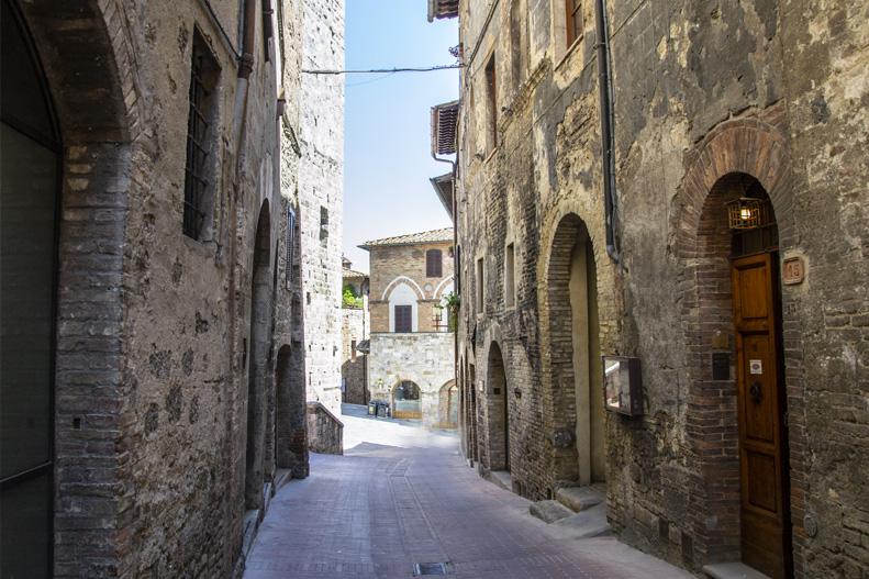 San gimignano booking quercecchio locanda